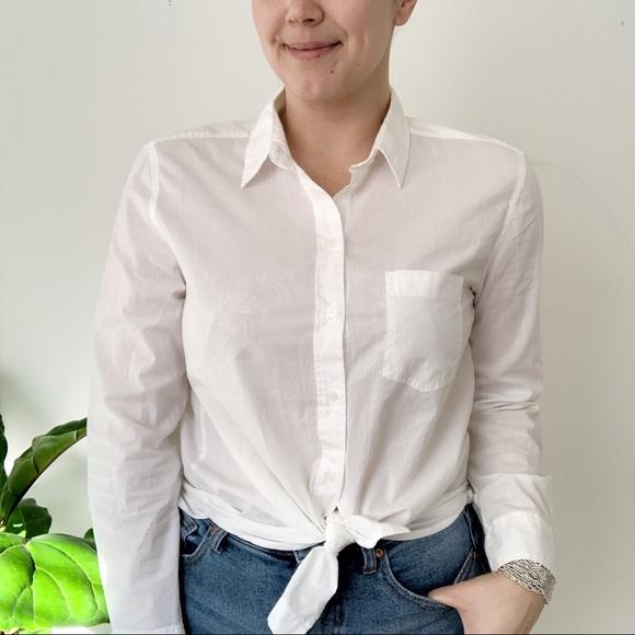 H&M White Dress Shirt